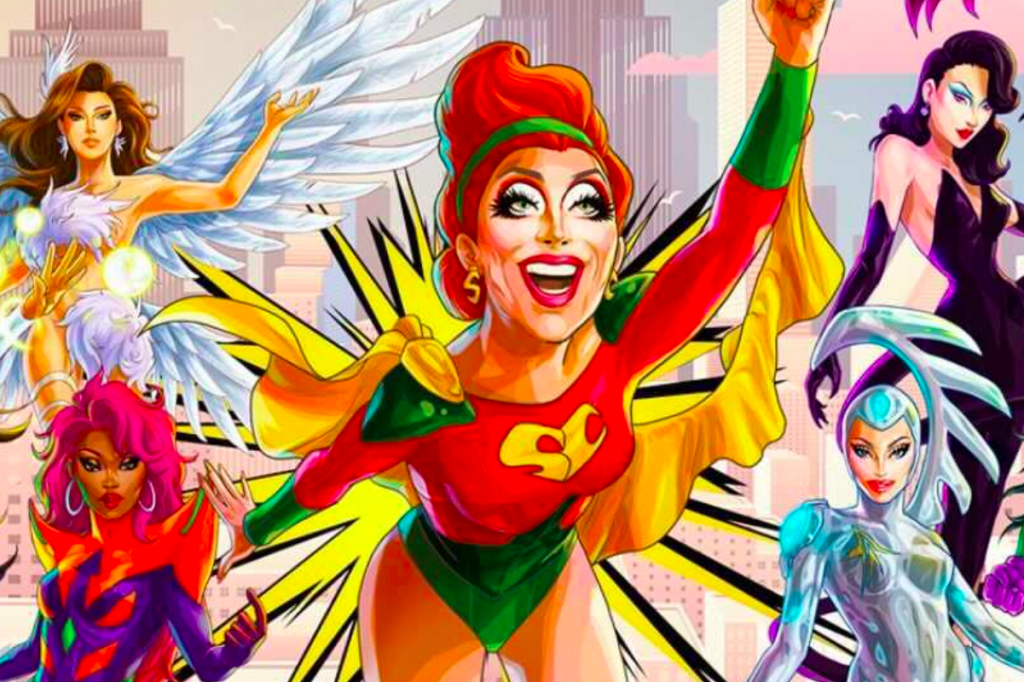 Drive 'N Drag, The Slaying Show Ft RuPaul's Drag Race Queens, Is Here To Save The Year!