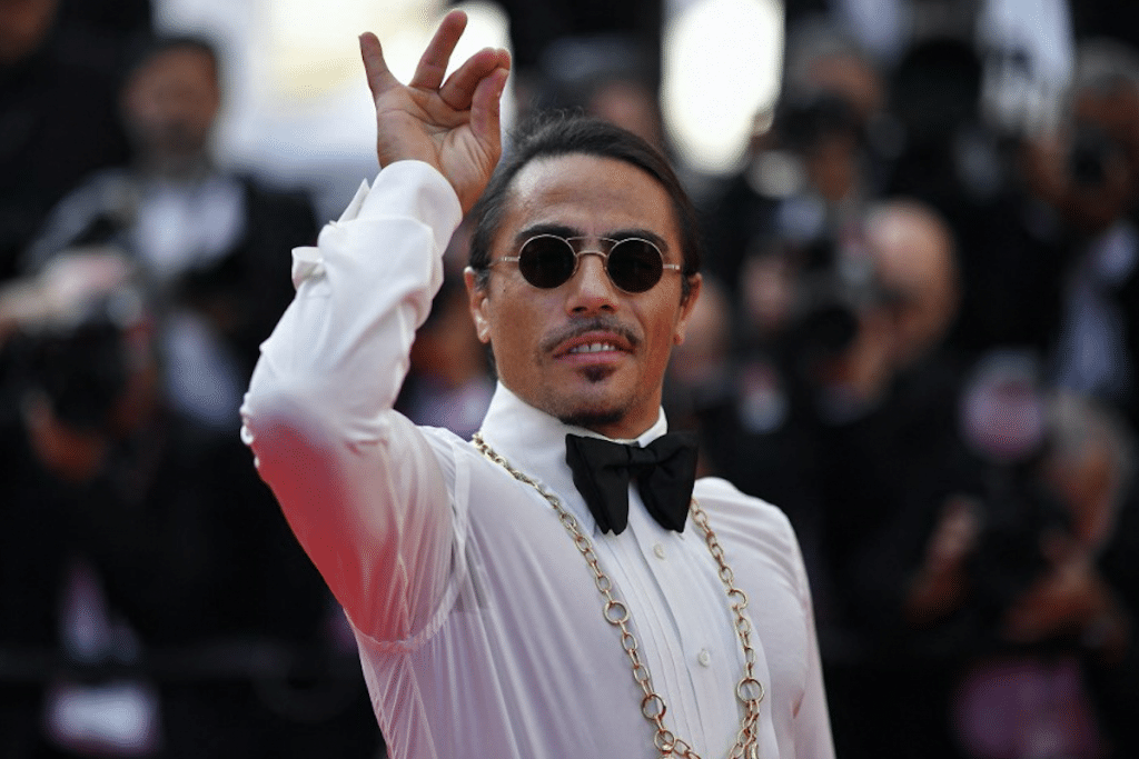 'Salt Bae's' Lavish Steakhouse Is Now Open In Downtown Dallas With Steaks Covered In Gold