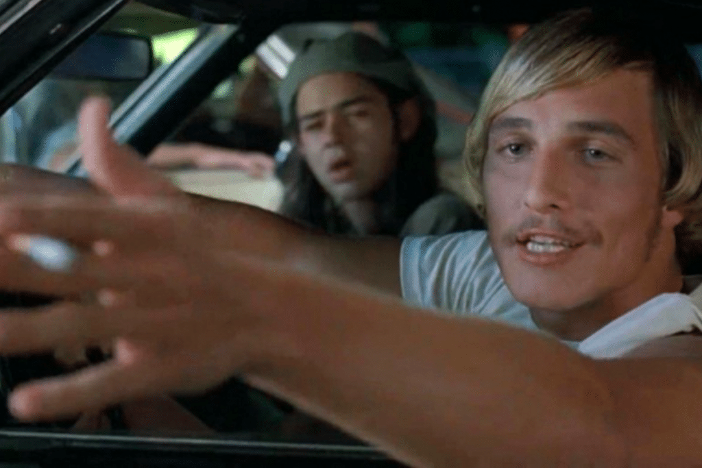 Alamo Drafthouse Is Hosting 'Dazed And Confused' Reunion With Matthew McConaughey This April