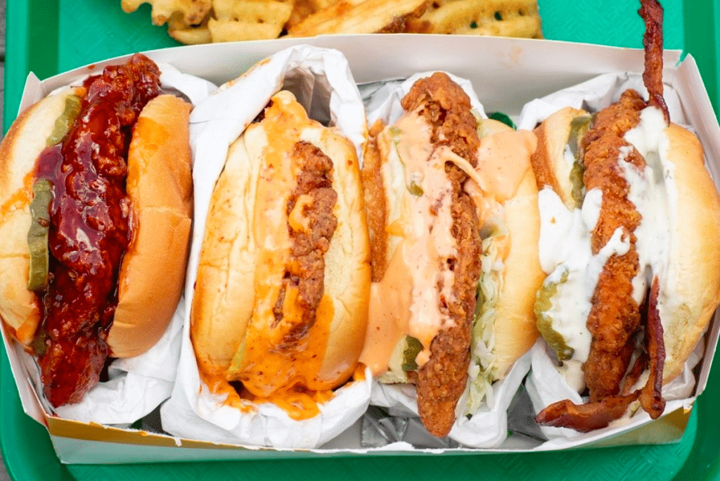 Celeb Chef, David Chang, Has Opened A Chicken Sandwich Kitchen In Dallas