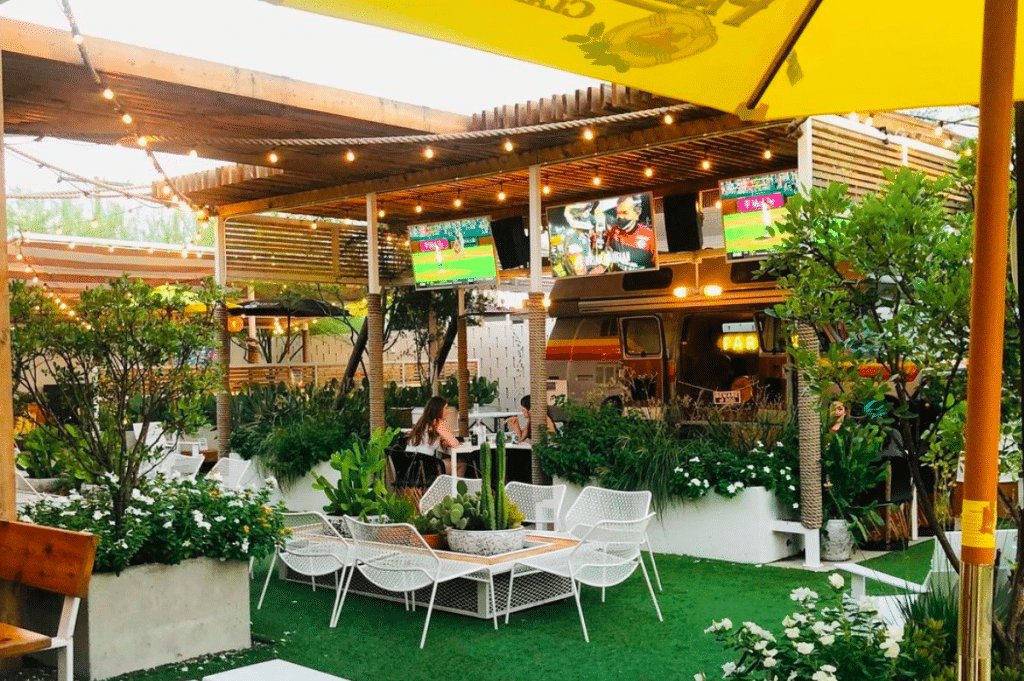 10 Of The Best Open-Air Patios In Dallas