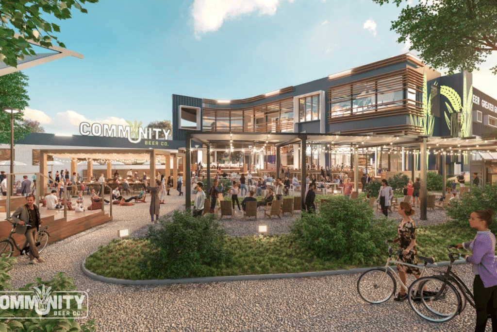 A Massive, Two-Story Taproom, Biergarten, And Music Venue Is Coming To Dallas