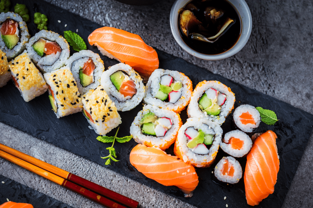 Pair Top-Shelf Japanese Whiskey And Sushi At This Gourmet Tasting Experience This Spring