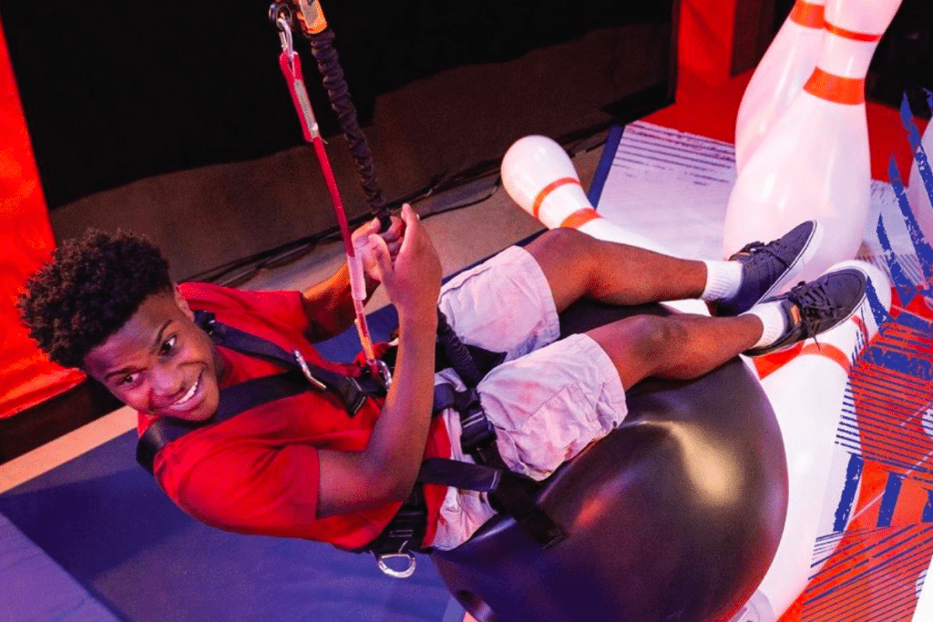 Swing On A Giant Wrecking Ball This May At The Epic NERF Pop-Up