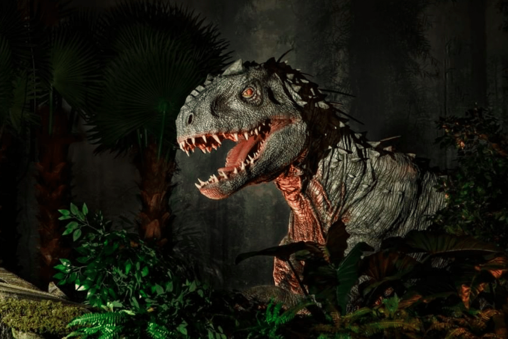 A Massive 'Jurassic World' Exhibition Is Thundering Into Dallas This June