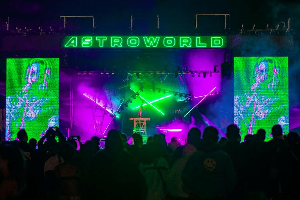 Tickets To Travis Scott's Astroworld Go On Sale Today