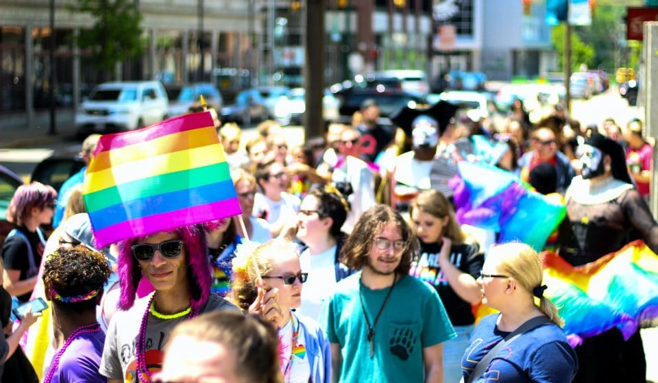 Dallas Pride Is Coming Back This Weekend To Fair Park
