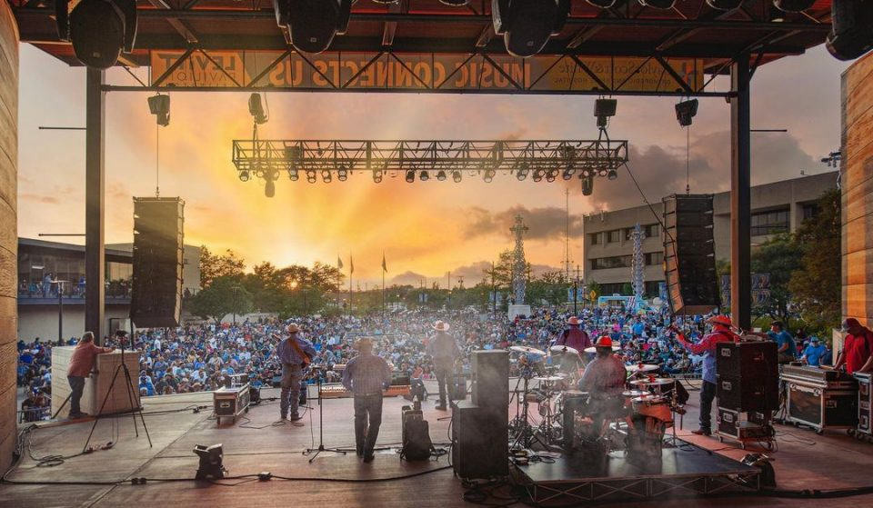 Ramblin' Roads Music Festival Is Hosting A Sonic Takeover Of Arlington This October