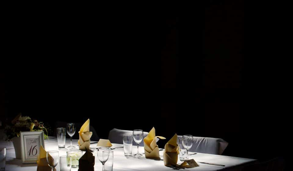 Excite Your Palate With The New 'Dine In The Dark' Menu