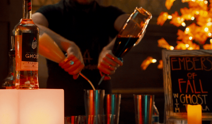 Enjoy Spicy Ghost Cocktails At Dallas' Macabre Halloween Soirée 'House Of Spirits'