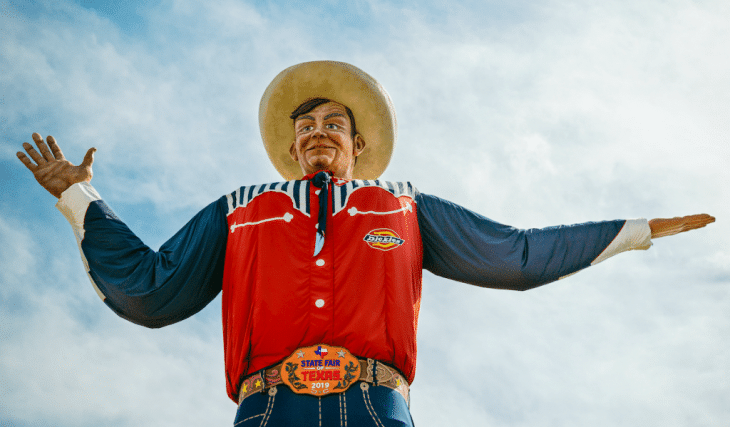 Everything Is Bigger In Texas? 14 Of The World's Largest Things Found In Texas