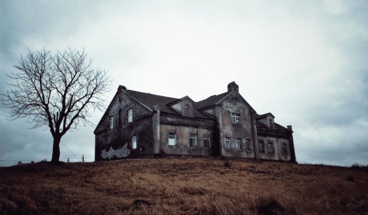 10 Of The Most Haunted Places In Texas