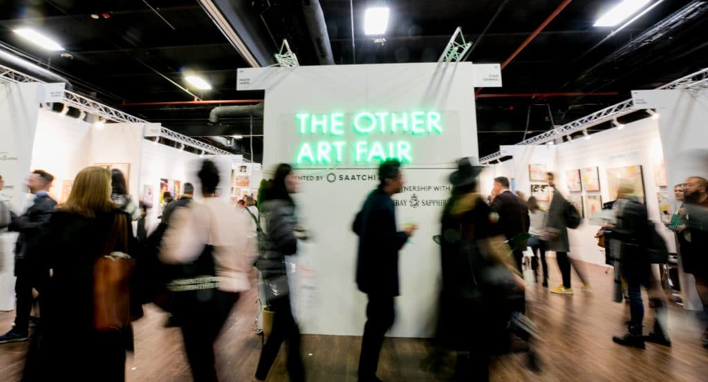 Dallas' 'The Other Art Fair' Returns At The End Of The Month